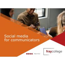 Social Media for Communicators