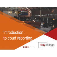 Introduction to Court Reporting