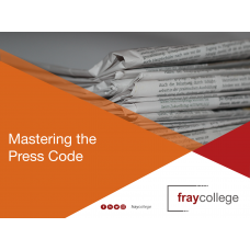 Mastering the Press Code